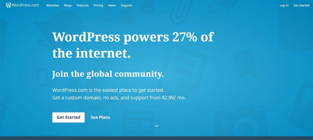 wordpress-com-best-website-builder
