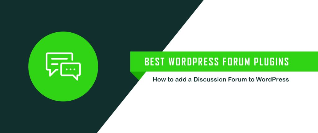 5 Best WordPress Forum Plugins 2019: How to Add a Forum to