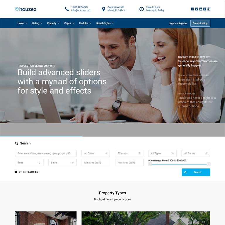 Houzez-best-real-estate-WordPress-themes