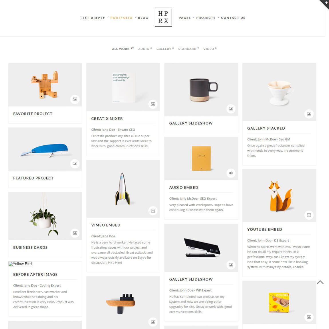 Hyper-X-cheapest-wordpress-portfolio-theme