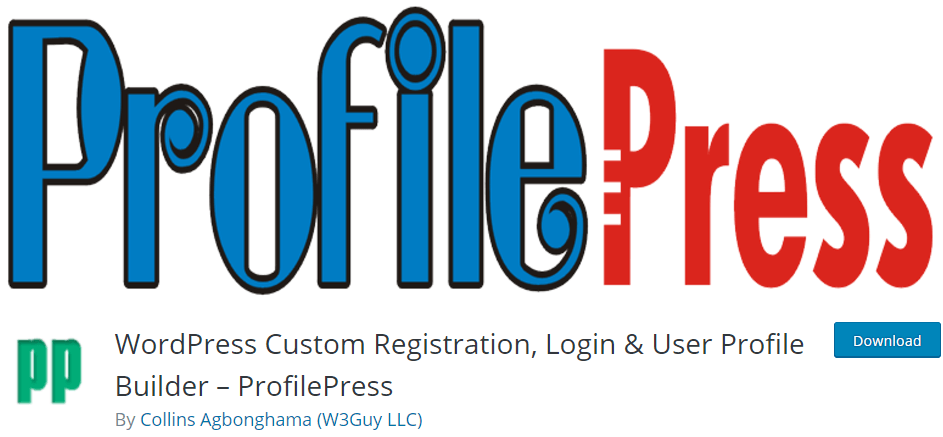 ProfilePress-WordPress-Custom-Registration-Login-User-Profile-Builder