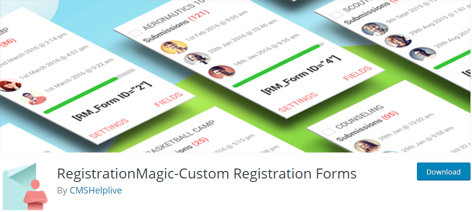 RegistrationMagic-Custom-Registration-Forms