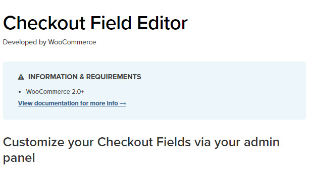 WooCommerce-checkout-field-editor-plugin