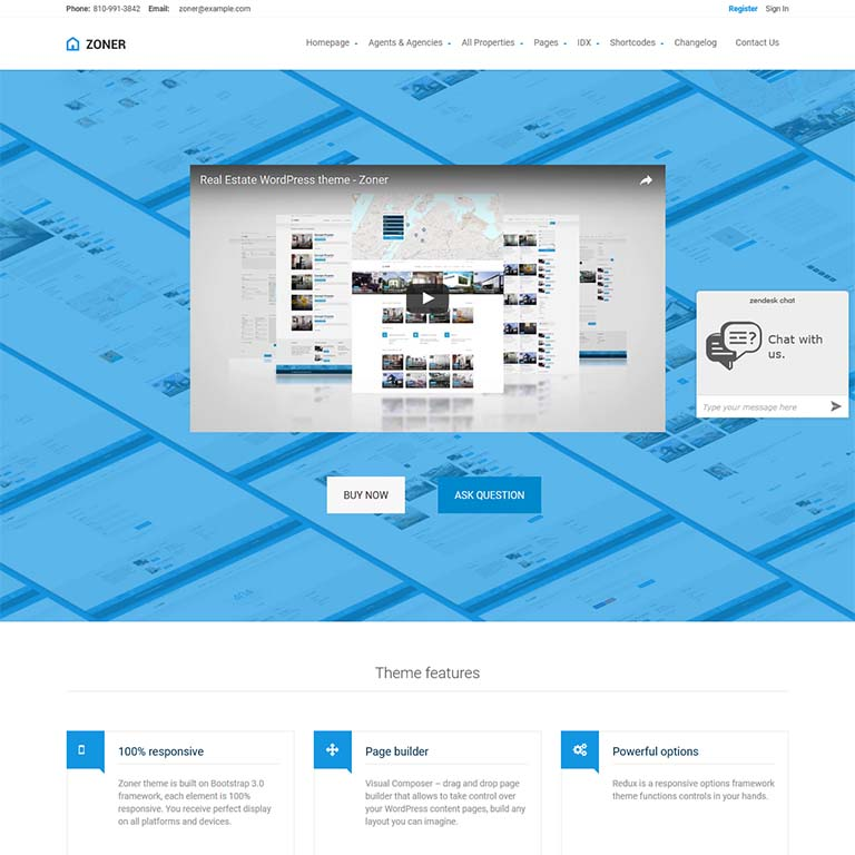 Zoner-real-estate-WordPress-themes