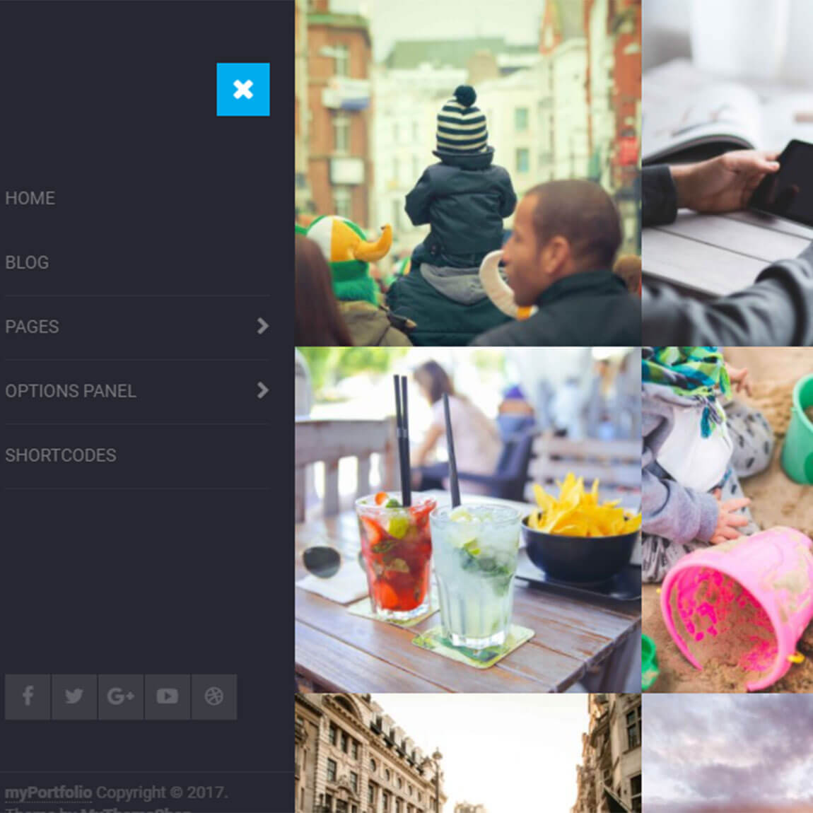 myPortfolio-WordPress-Theme-built-for-designers -photographers