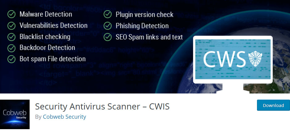 security-antivirus-scanner-cwis-wp-security-plugin