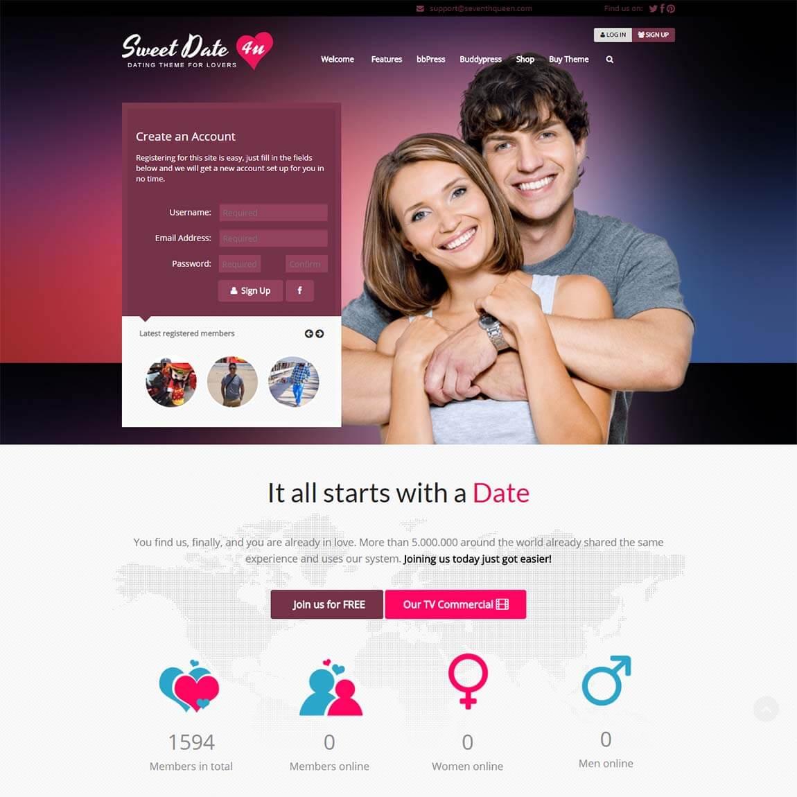 sweet-date-wordpress-dating-buddypress-theme