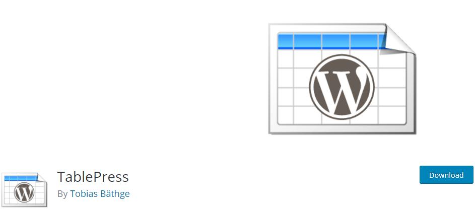 TablePress-best-WordPress-table-plugin