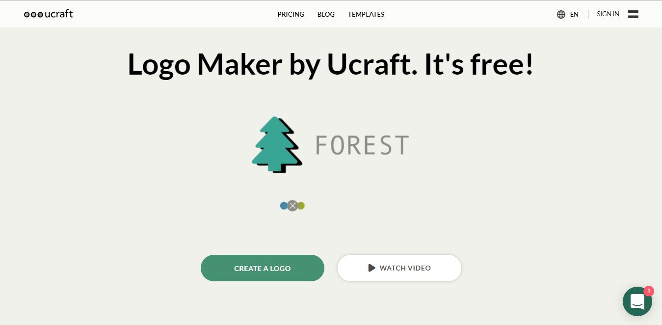 Ucraft-logo-maker-tool