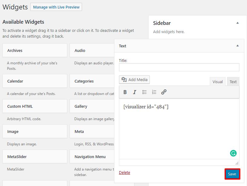 Widgets-WordPress-grafieken-1