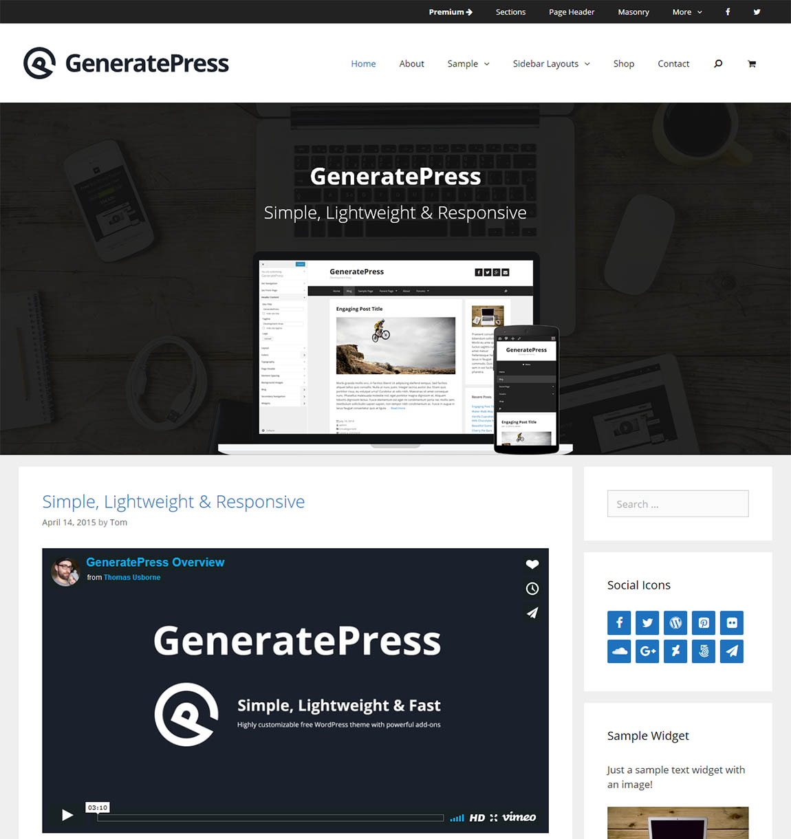 generatepress-wordpress-blogging-theme