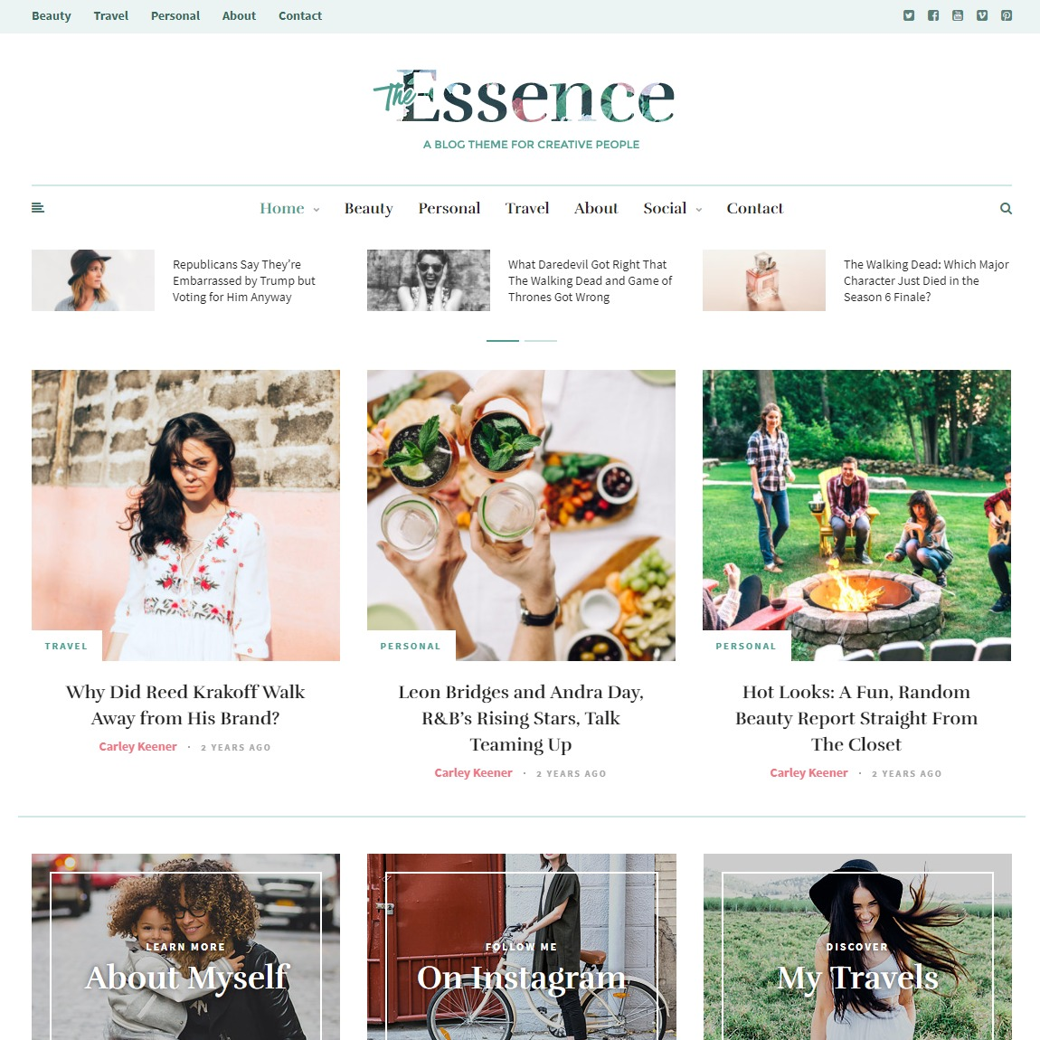 th-essence-wordpress-theme