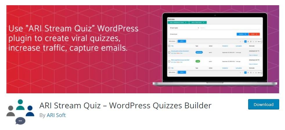 5 Incredible WordPress Quiz Plugins for 2019 - Handpicked