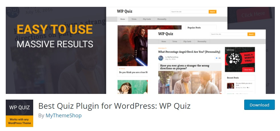 5 Incredible WordPress Quiz Plugins for 2019 - Handpicked
