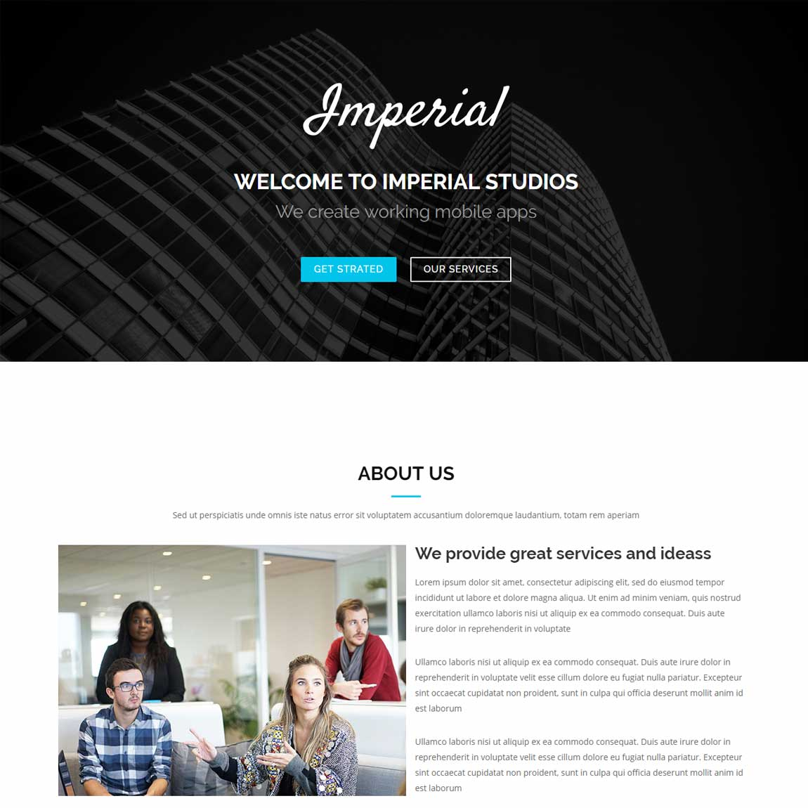 imperial-bootstrap-theme