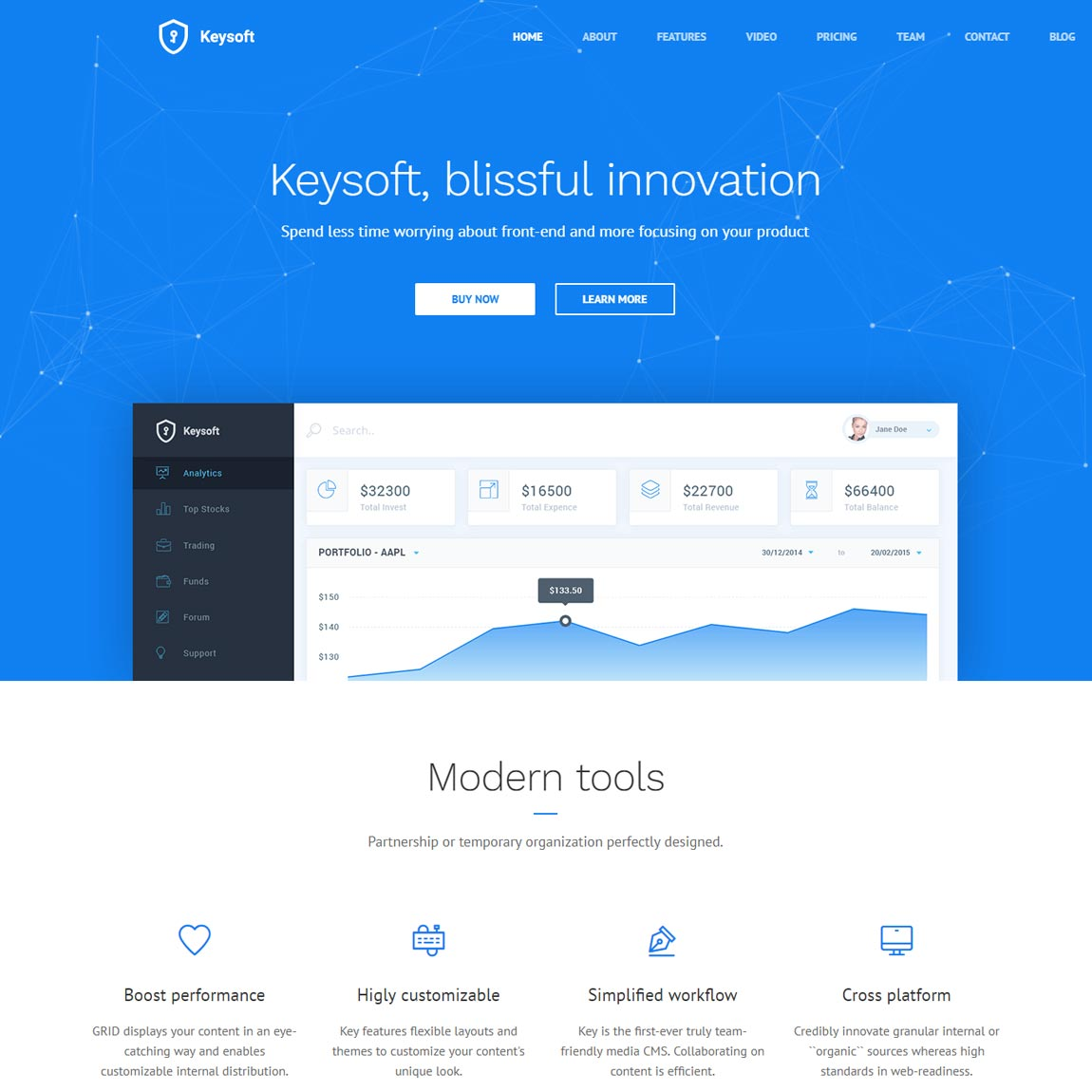 keysoft-bootstrap-wordpress-theme
