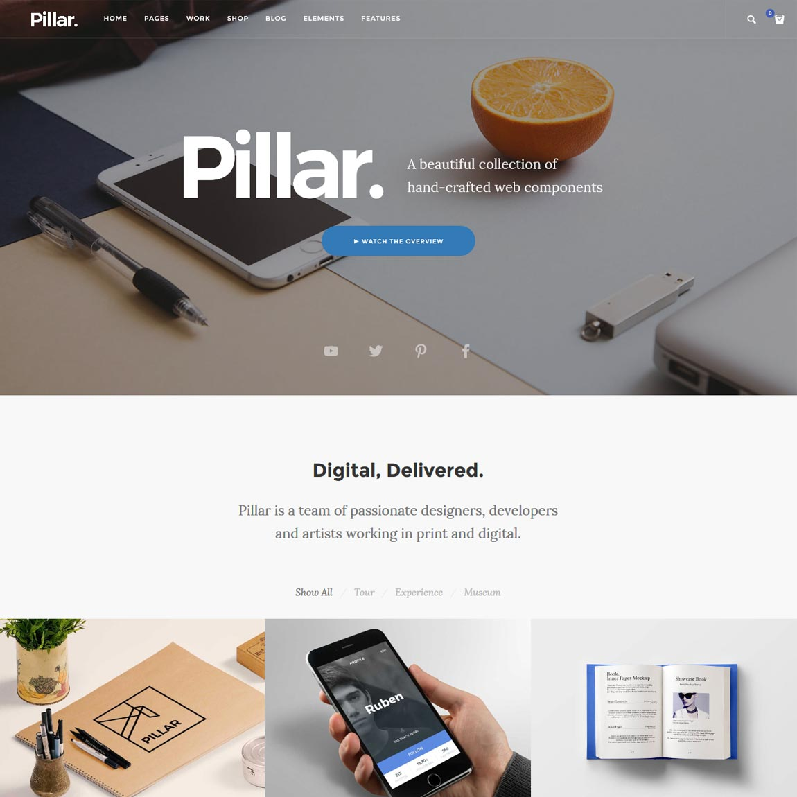 pillar-wordpress-bootstrap-theme