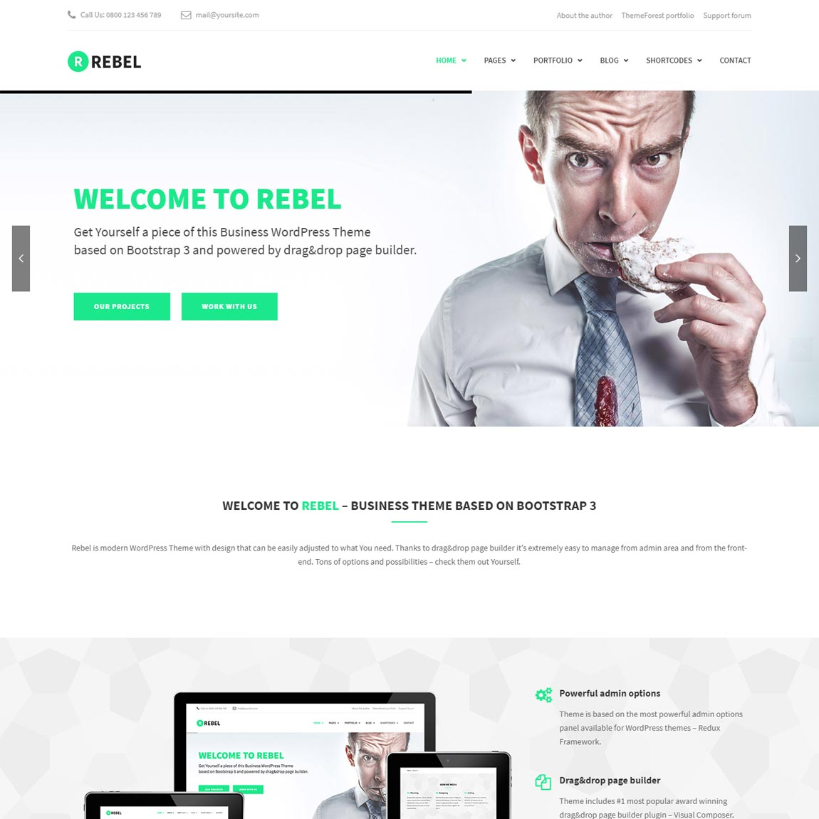 rebel-bootstrap-wordpress-theme