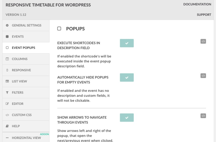 Google Calendar Responsive Design : Of the best wordpress event calendar plugins for