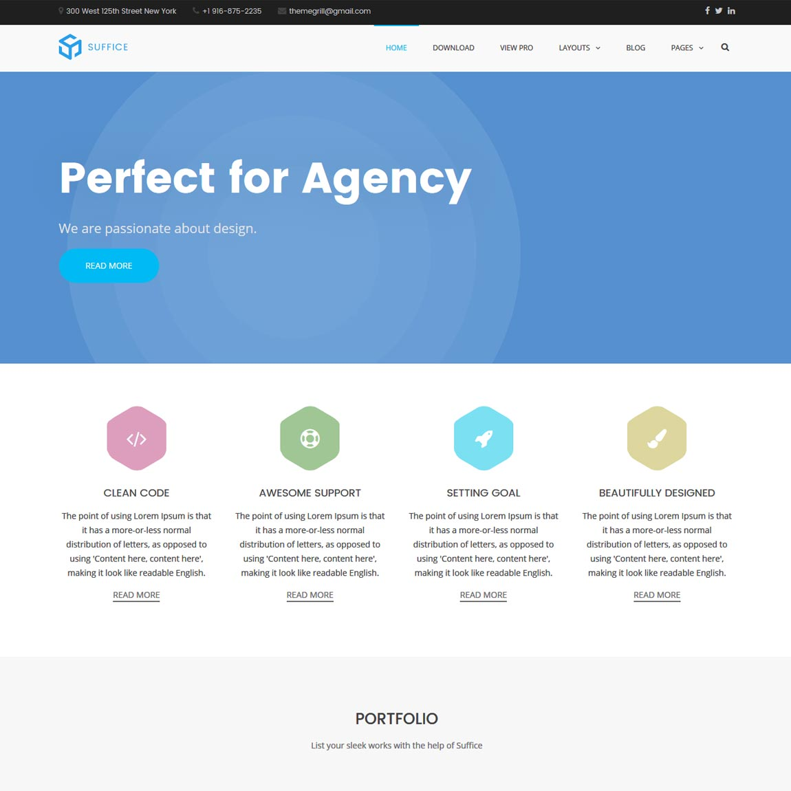 suffice-free-minimalist-wordpress-theme