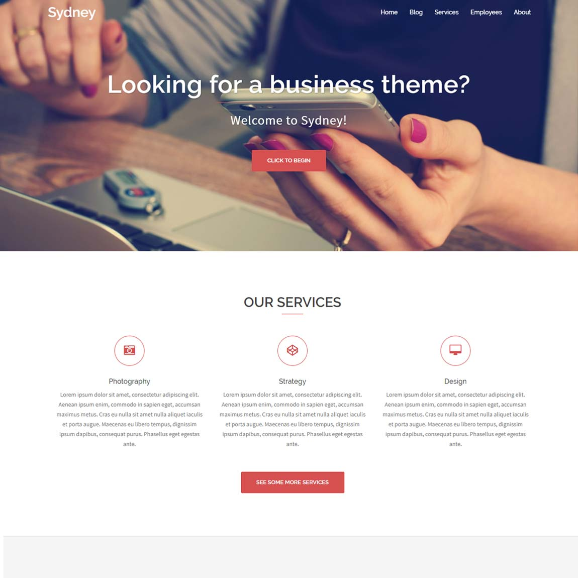 The ultimate collection of popular WordPress Bootstrap