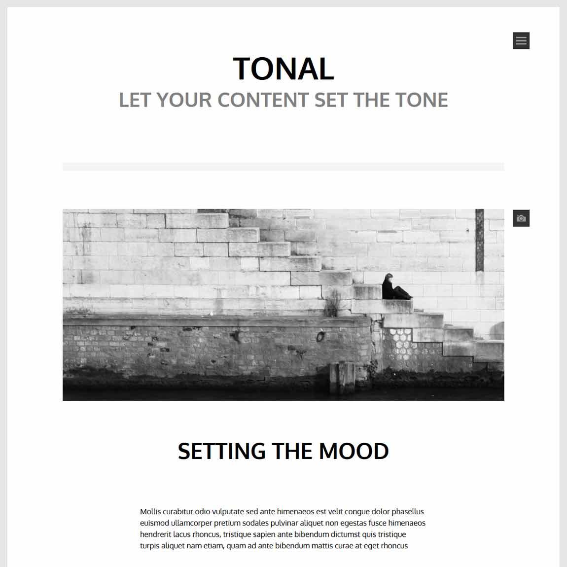 tonal-free-minimal-wordpress-themes