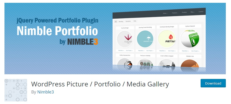 wordpress-picture-porfolio-plugin