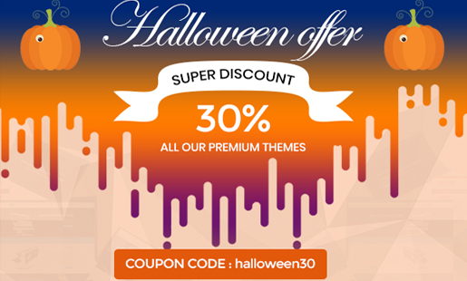 template-sell-wordpress-halloween-deals