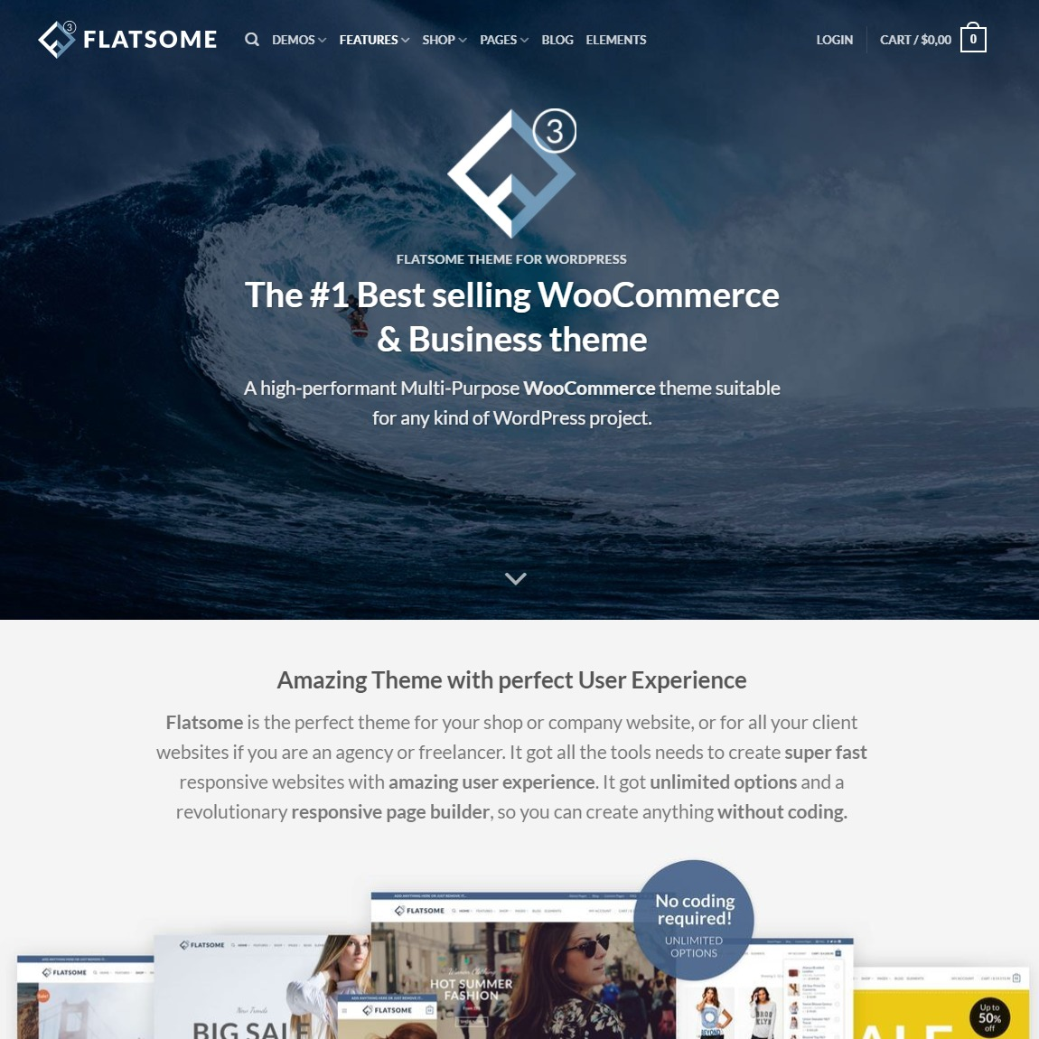 flatsome theme wordpress