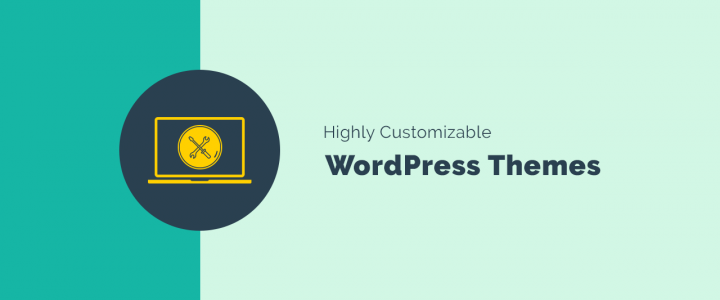 15+ Highly Customizable WordPress Themes and Templates for 2019