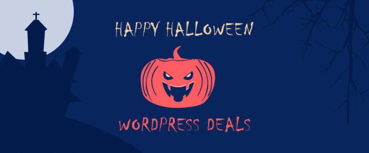 WordPress Halloween Sale 2018: Get Amazing WordPress Coupons and Deals this Halloween!