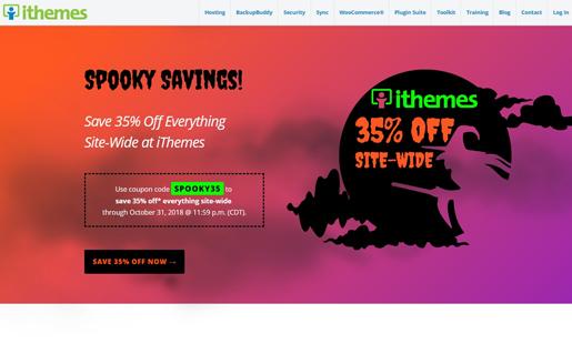 ithemes-halloween-deal
