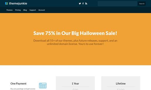 themejunkie-halloween-deal