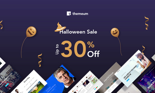 themeum-wordpress-halloween-deals