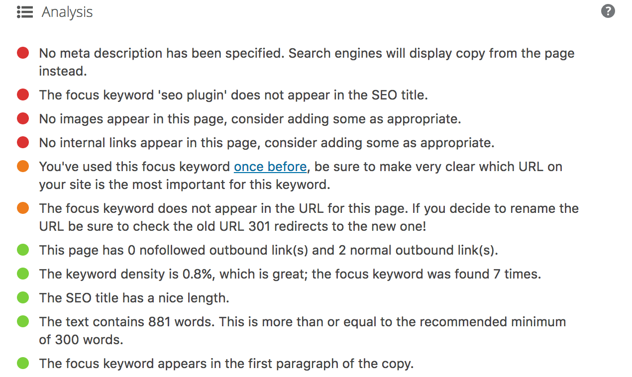 yoast-seo-page-analysis