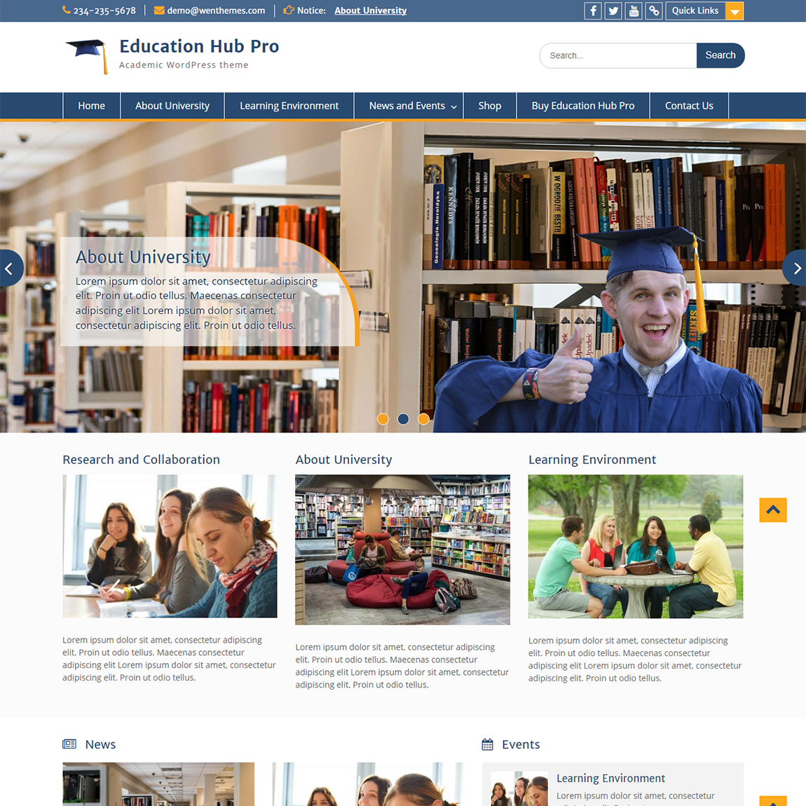 Education-hub-WordPress-education-themes