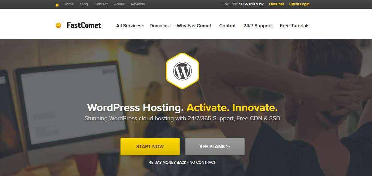 fast-comet-managed-wordpress-hosting