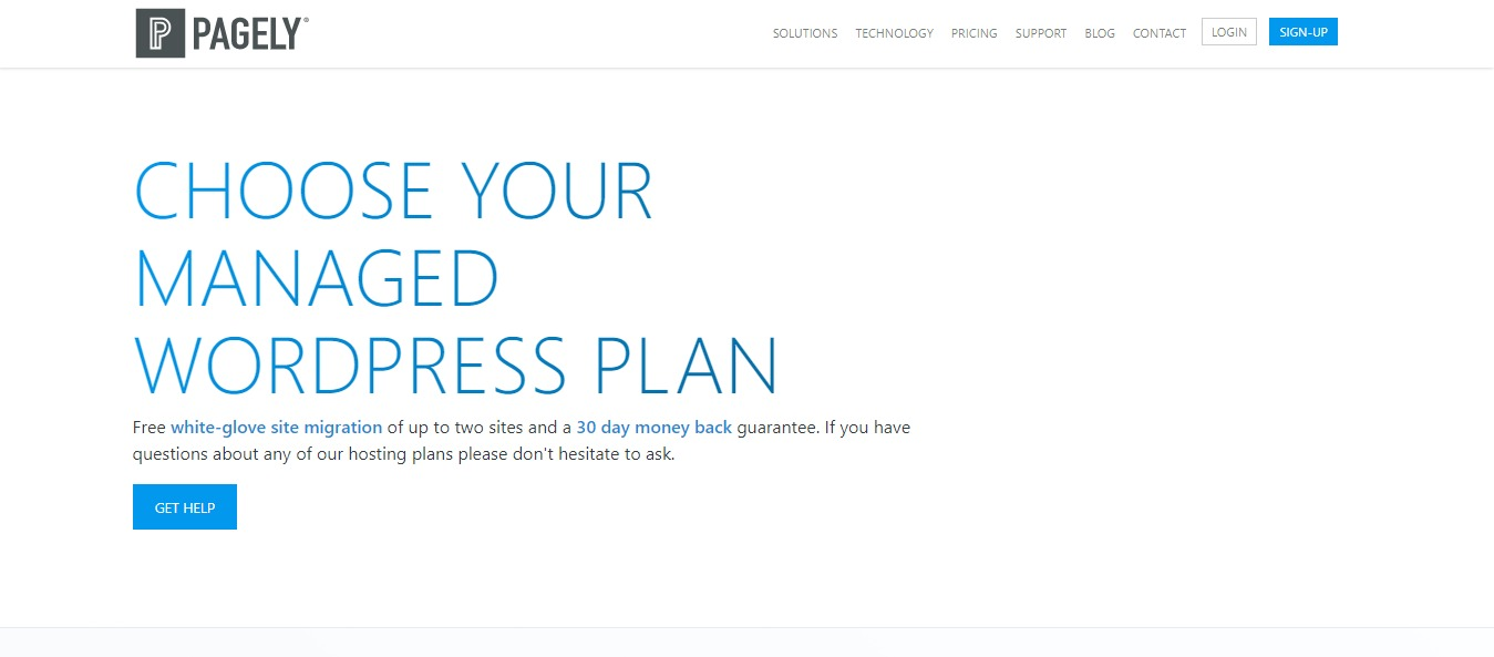 pagely-managed-wordpress-hosting