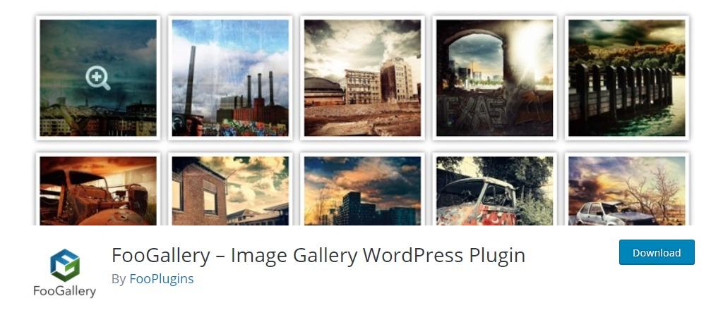 Foo-GAllery-wordpress-gallery-plugin