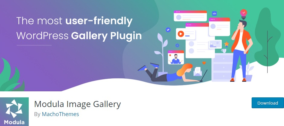 Modula Image Gallery – WordPress Gallery Plugin