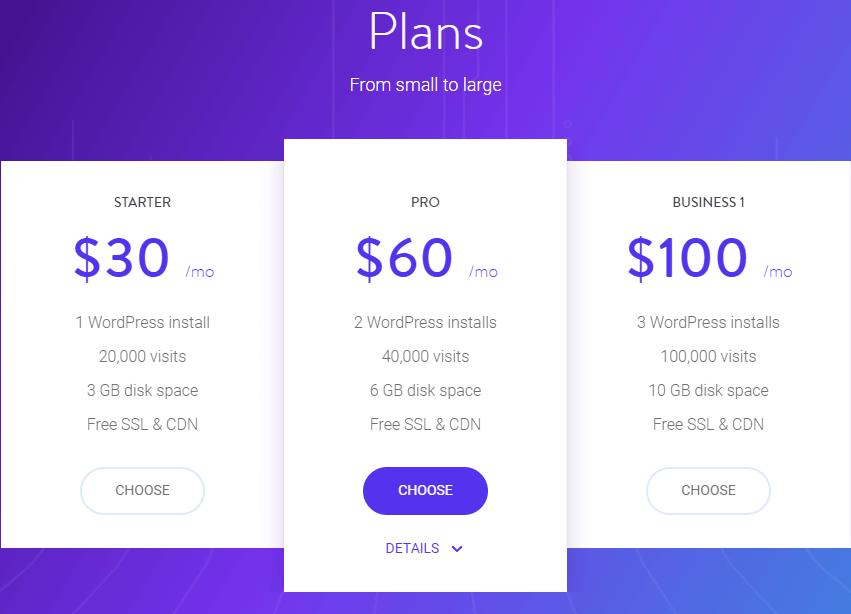 Plans-and-Pricing-Kinsta-Managed-WordPress-Hosting