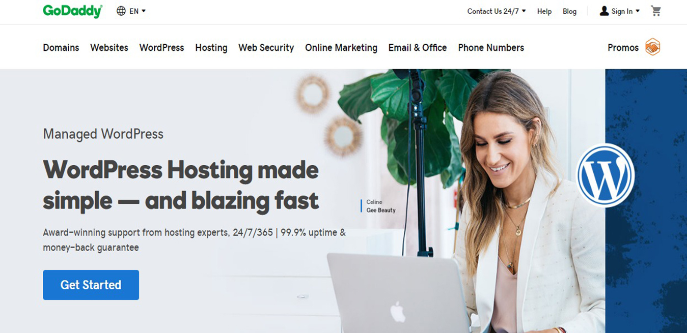 WordPress Hosting A Managed Solution for the Best Value – GoDaddy