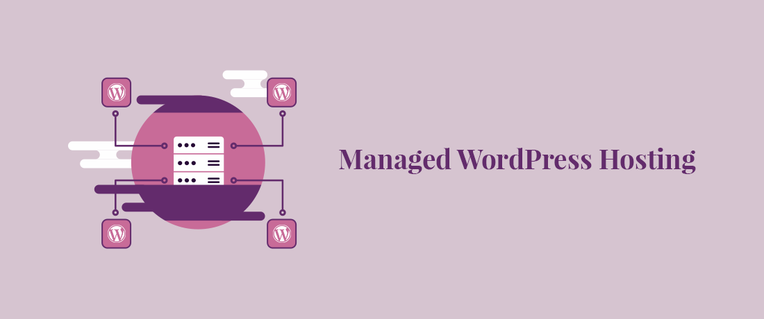 what is managed wordpress hosting service