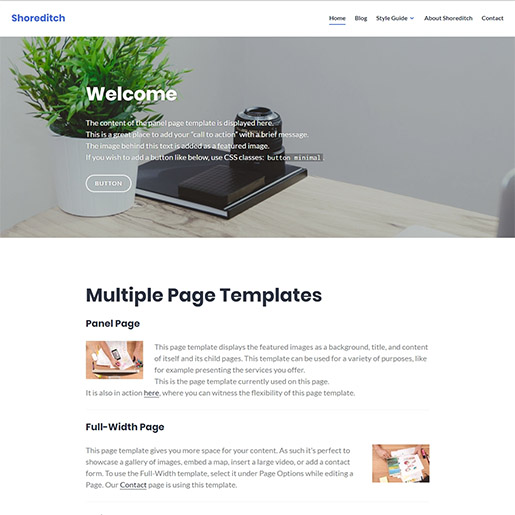 shoreditch-wordpress-theme