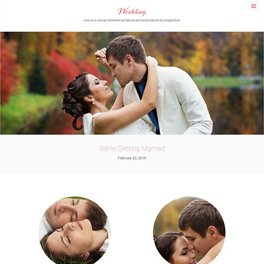 wedding-wordpress-theme
