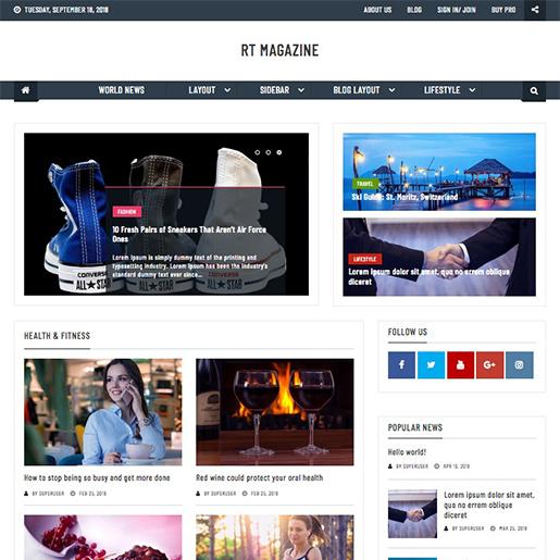 Rt-magazine-wordpress-theme