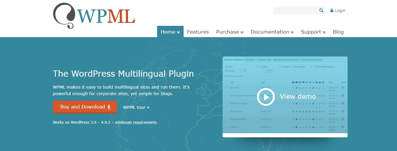 WPML-WordPress-multilingual-plugin