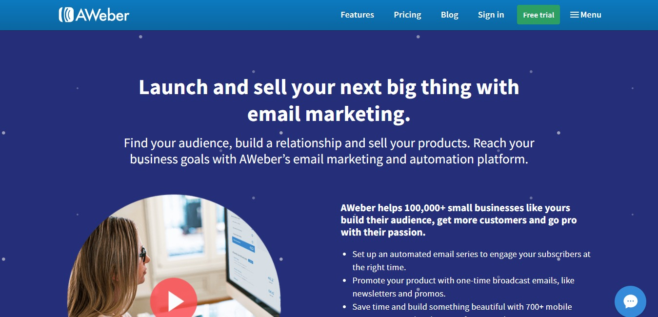 aweberemail-marketing-service
