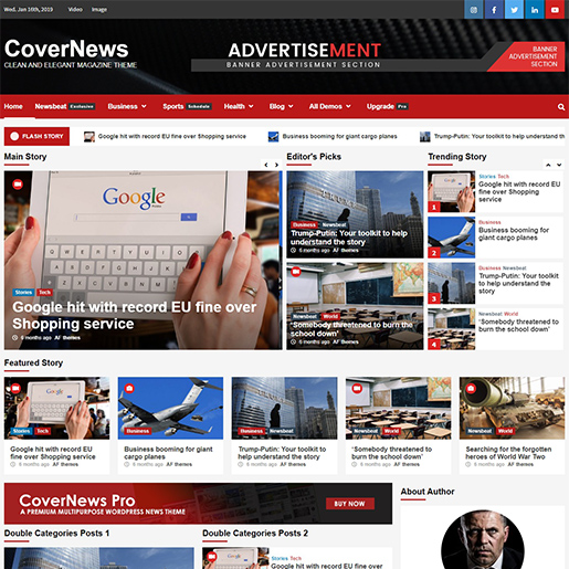covernews-free-wordpress-themes