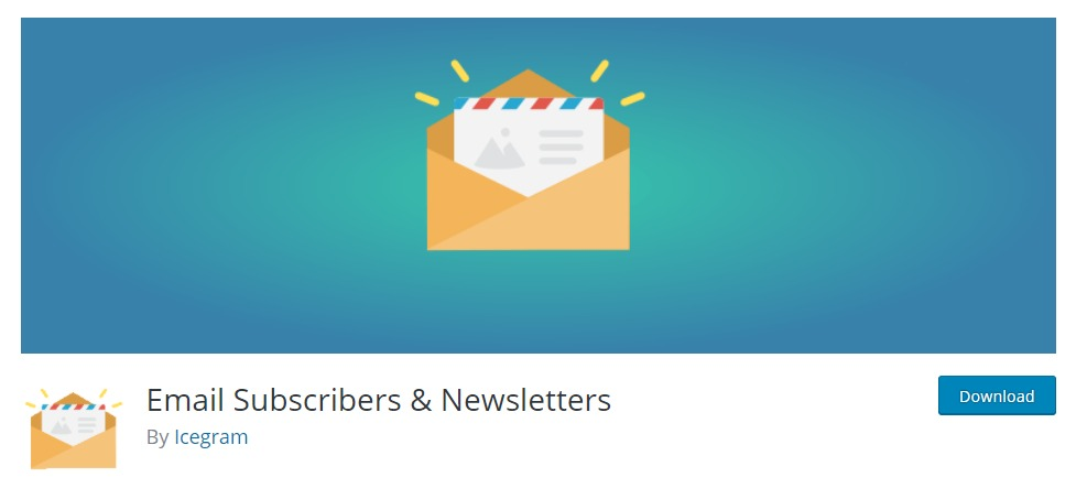 email and newsletter-email-marketing-plugin